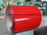 Цвет покрыл гальванизированную стальную катушку катушек (PPGI/PPGL) гальванизированную /Prepainted стальную/катушку цветов Ral гальванизированную PPGI/Prepainted стальную