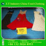 大きさの熱いパーティー向きのドレスの中古の衣服の販売