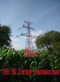 Torretta della trasmissione di tensionamento di Megatro 110kv 1b2 J2