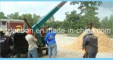 Machine Chipper en bois pilotée par PTO employée couramment