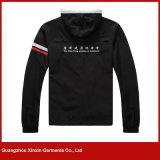 2017枚の女性(J192)のための新しい屋外のウインドブレイカーのジャケットのコート