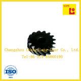 OEM ANSI standard Chemical nero finitura a spirale ad ingranaggi cilindrici