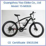 Bicicleta eléctrica gorda de la bici, bici de E con la suciedad gorda Ebike de la bici del poder más elevado 500W