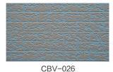 絶縁体の防水耐火性の外部壁パネル