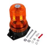 10-110V Röhrenblitz-Licht-Leuchtfeuer Gleichstrom-5.2inch bernsteinfarbiges LED mit 30 LED