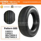 Neumático del carro de remolque 385 / 65R22.5 M + S