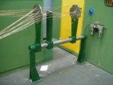 二重ねじれケーブルのリード編み機