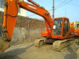 Excavatrice de support d'excavatrice de Doosan utilisée par vente 150
