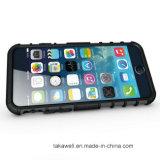 Het Geval van het Pantser van de band met Tribune voor iPhone 5 6s voor Geval van de Telefoon van Samsung S6 S7 het Mobiele