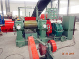 Machine à concasseur en caoutchouc / Broyeur à caoutchouc pour recyclage des pneus usés