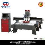 Talla de la máquina del CNC de la máquina de eje de rotación de la Multi-Herramienta de la máquina