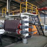 Ligne de machine d'extrusion de production de panneau de PVC (SJ80X156)
