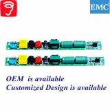 6-20W HPF Pas de scintillement Non-isolée d'alimentation du tube à LED avec EMC QS1134