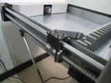 Máquina de estaca hidráulica do papel do controle de programa (H670R)