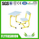 Mesa da escola da mobília da sala de aula e cadeira (SF-55S)