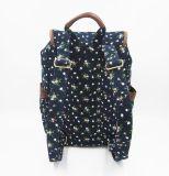 Senhora de saco quente elegante bolsa da lona da venda do preço de fábrica do projeto novo da trouxa da escola dos sacos de compra