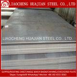 Placa de aço suave laminada a alta temperatura de carbono feita em China