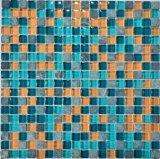 Mosaico del vidrio 2017 de Francia y del diseño de la mezcla de la piedra