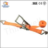 Отжатый слинг такелажирования веревочки стального провода