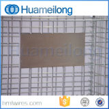 Speicherung geschweißter Maschendraht-Ladeplatten-Rahmen