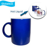 11oz Revestido Changing Color Heat-Activated Mugs