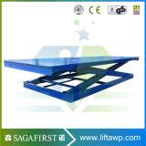 Platform van de Lift van de Schaar van de Verkoop van de fabriek het Directe Stationaire