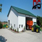 Système agricole de ferme d'entrepôt de Chambres de construction préfabriquée
