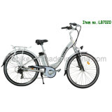 700c Electric Bike/Lithium Battery Stadt E Bike (LB7020)