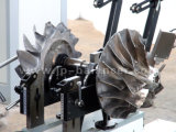 Máquina de equilibragem turbocompressor automóvel a partir de Jp (PHQ-160)