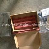 Imprimante en aluminium en bois en plastique de garniture de grille de tabulation de 12 pouces