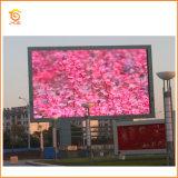 Longue durée de vie P10 pleine couleur Affichage LED de plein air