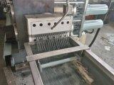 Zweistufige einzelner Schraubenzieher und PlastikPleletizing Maschine für das Granulieren