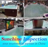 De Dienst van de Inspectie van de badkuip & van de Draaikolk/van de Inspectie van de Kwaliteit van de Badkuip van het KUUROORD in Foshan, Guangzhou, Huizhou, Hangzhou