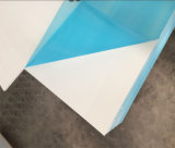 0.55g/cm3 Placa de espuma de PVC branco de densidade
