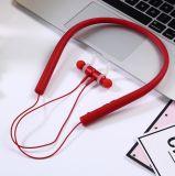 2017 대중적인 걸림새 목 유형 Bluetooth 이어폰 스포츠 Earbuds