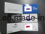 "1.8 "" до 10.1 "" карточек подарка приветствию брошюры LCD видео-"