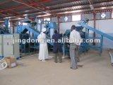 Linea di produzione di gomma automatica della polvere