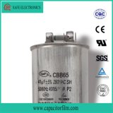 Cbb65 двигателем переменного тока конденсатора