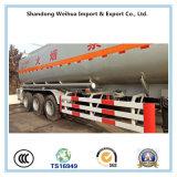 de petróleo 40cbm del buque del transporte acoplado semi del surtidor de China