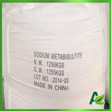 Het Metabisulfiet van Smbs/van het Natrium/Natrium Metabisulfite CAS 7681-57-4
