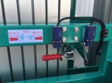 elevador hidráulico resistente da plataforma de trabalho 10m aéreo