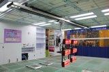Estação de preparação industrial Dustless Yokistar Cabine de Spray de Automóveis
