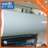 Hoja de PVC de alta Brillante, Blanco Brillante PVC rígido Hoja de espesor 1,0 mm para Show Case