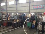 Manguito acanalado mecánico del agua del metal que hace la máquina