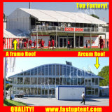 2018 de Nieuwe Duidelijke Hoogste Dubbele Tent van de Markttent van het Dek voor Festival