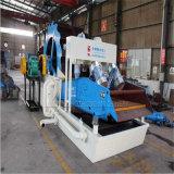 Principal sable de la Chine lavant et usine de réutilisation pour la machine d'abattage