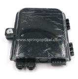 Sp-1602-8B-2 de couleur noire Case CTO Montage mural à 8 coeurs et fibre optique de boîte de doubleur de gamme