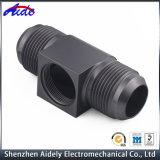 Машинного оборудования Sqare высокой точности части CNC автоматического алюминиевые