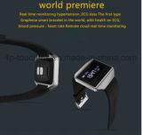 Het Slimme Horloge van de Armband van de Sport OEM/ODM Bluetooth met het Tarief van het Hart K12