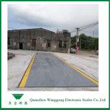 Bascula a ponte certificata della scala del camion per l'applicazione industriale